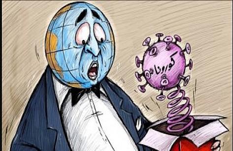 كورونا يصيب العالم بالفزع