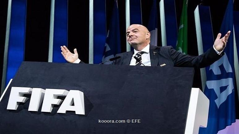 الاتحاد الدولي: نشاطات كرة القدم لن تستأنف إلا بعد انتهاء حالة الطوارئ الناجمة عن كورونا