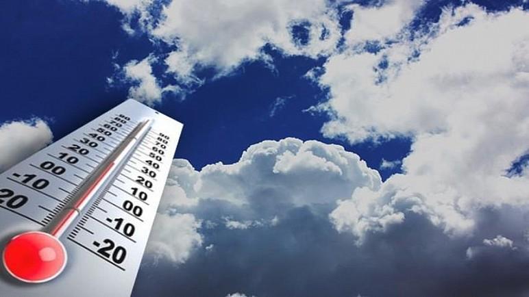 الانواء الجوية : منخفض جوي يتسبب بتساقط أمطار في أغلب مناطق البلاد