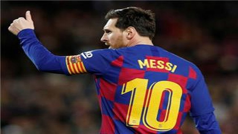 ميسي: لاعبو برشلونة مستعدون لتخفيض 70% من أجورهم