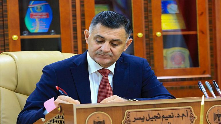 وزير الاتصالات العراقي: ايراداتنا ستضاهي النفط بشرط واحد