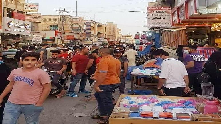 وزارة الصحة : عدم الالتزام بالحظر قد يؤدي الى زيادة سريعة بعدد الاصابات بكورونا