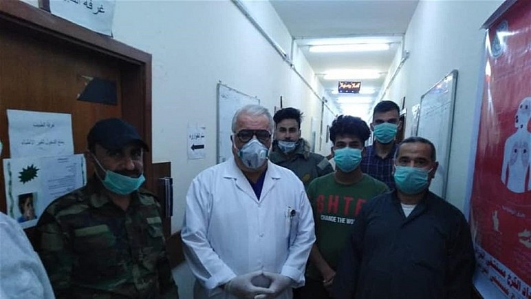 صحة الكرخ: الاشخاص الذين ثبت عدم اصابتهم بكورونا بينهم عائلتان ايرانية وسورية