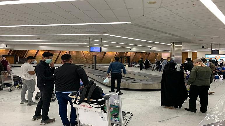 النقل تعلن الانتهاء من نقل 500 مواطن عراقي من الهند الى العراق