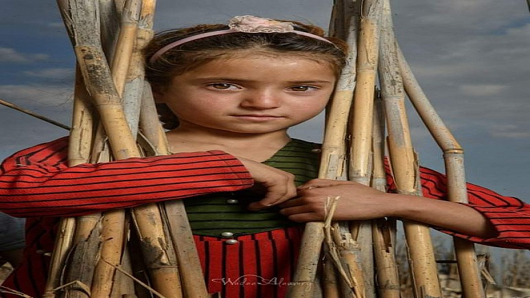 ثالث عراقي من ذي قار يفوز بجائزة هيبا لتصوير الأطفال الدولية