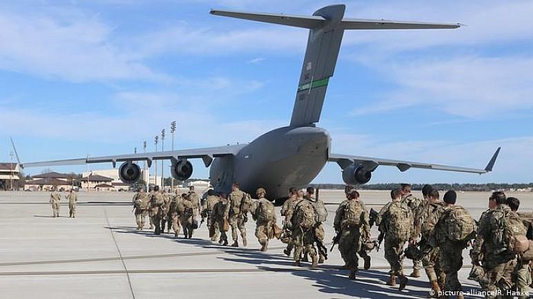 التحالف الدولي يجدد إلتزامه بمحاربة داعش ، ومواصلة الدور التدريبي بعد انتهاء جائحة كورونا