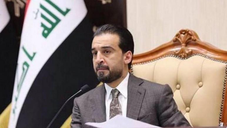 الحلبوسي يعلن تسلم المنهاج الوزاري لرئيس الوزراء المكلف عدنان الزرفي