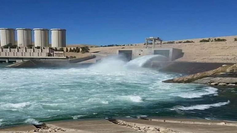 الموارد المائية : الخزين المائي يكفي لتامين المتطلبات الزراعية والصناعية والبيئية لموسمين
