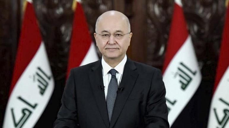 رئاسة الجمهورية: الانتهاكات التركية للأجواء العراقية مخالفة صريحة للأعراف والمواثيق الدولية