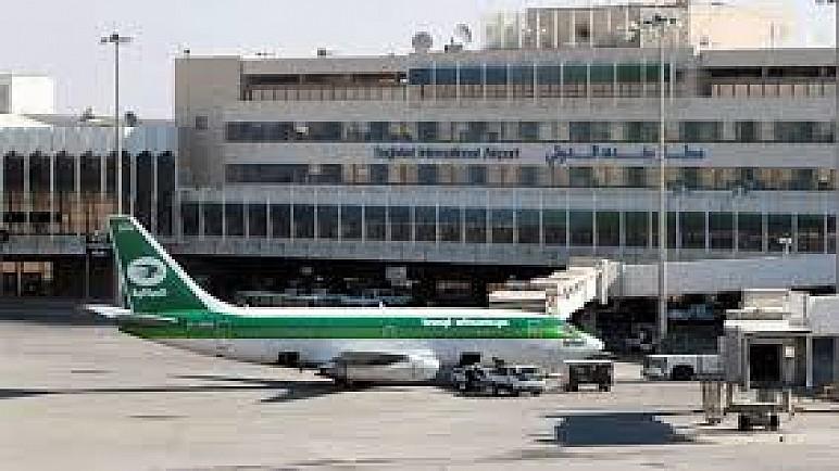 اعفاء مدير مطار بغداد على اثر مخالفته بالسماح لمسافرين بالصعود على متن طائرة الخطوط الجوية العراقية