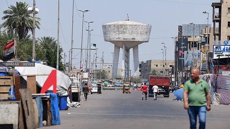 """عمليات بغداد تصدر توضيحا بشأن """"شجار"""" ساحة التحرير"""