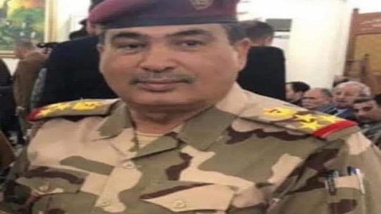 وفاة نائب قائد عمليات الجزيرة اثر نوبة قلبية