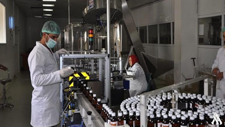 ادوية سامراء تحقق مبيعات بأكثر مـن 4 مليـارات دينـار خلال شهر اذار الماضي