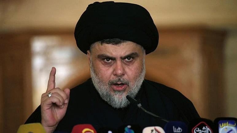 """الصدر: الاغتيال """"الوقح"""" للاخ هشام الهاشمي لا يجب ان يمر بدون عقاب"""
