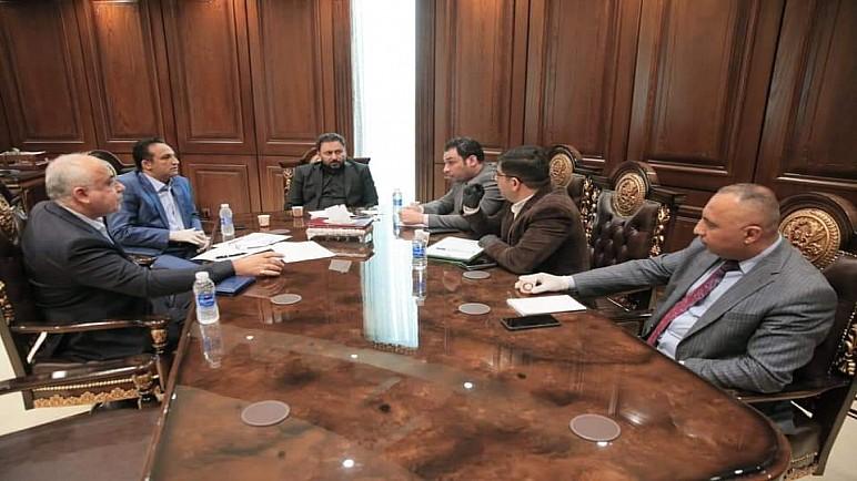 اجتماعات لبحث الاجراءات الاصلاحية لتجاوز الازمة الاقتصادية في العراق