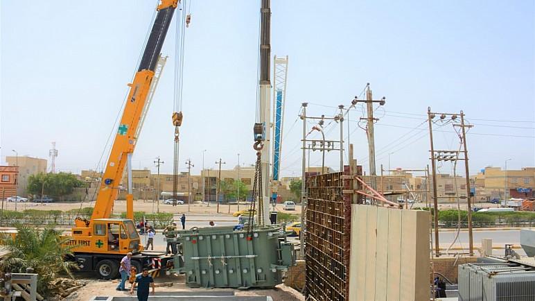 كهرباء ذي قار : تأهيل محطة سومر الثانونية سيسهم في تحسين التيار الكهربائي المجهز للمواطنين