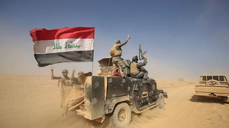 القوات الامنية تعلن تطهير 12 واديا وتفتيش 35 قرية غربي الانبار