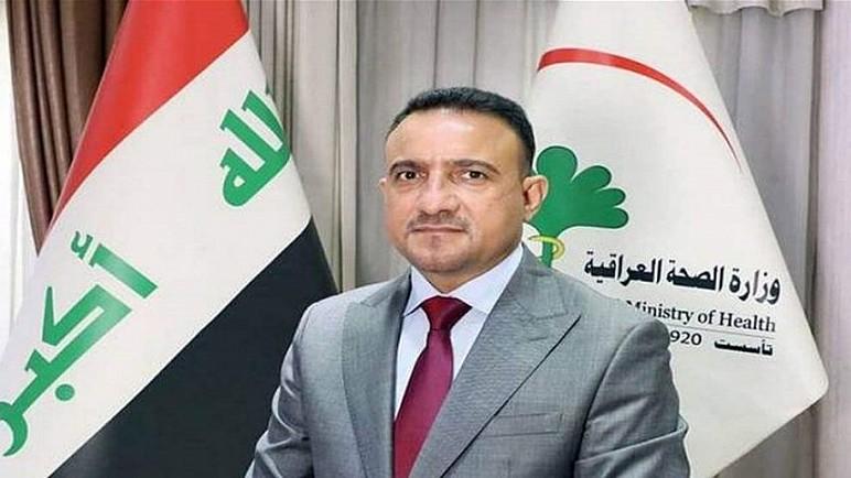وزير الصحة يعلن مقاضاة شخص اقام حفلاً غنائيا ببغداد حضره 5 الاف
