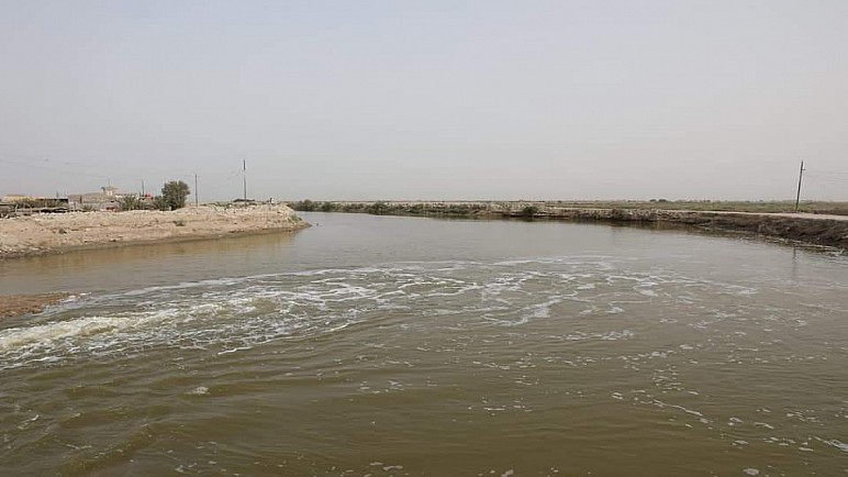 الموارد المائية تعلن انخفاض نسبة التراكيز الملحية في مناطق الاهوار