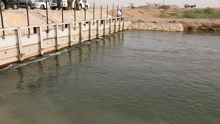 اطلاق نار على موظفين بوزارة الموارد المائية اثناء رفع التجاوزات