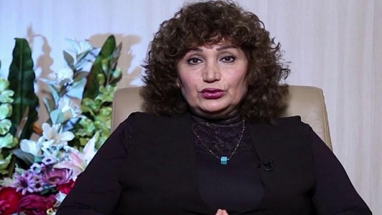 """الفنانة """"فوزية حسن"""" تنتصر على فايروس كورونا"""