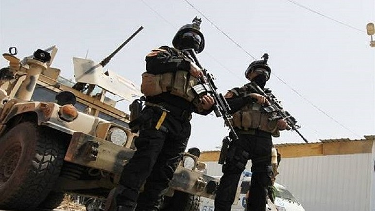 اول فرقة تابعة لمكافحة الارهاب تصل الانبار لتسلم منفذ القائم الحدودي