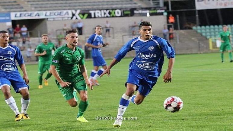 لاعب عراقي يوقع على كشوفات نادي بلجيكي