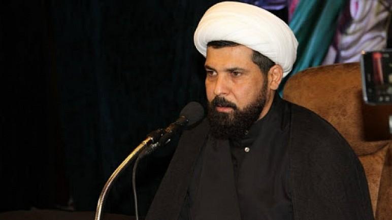 مقرب من قارئ القرآن ميثم التمار ينفي وفاته بسبب كورونا