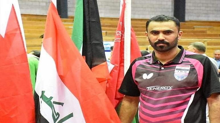 ذي قار: مدرب العراق بكرة الطاولة يعلن إصابته بكورونا