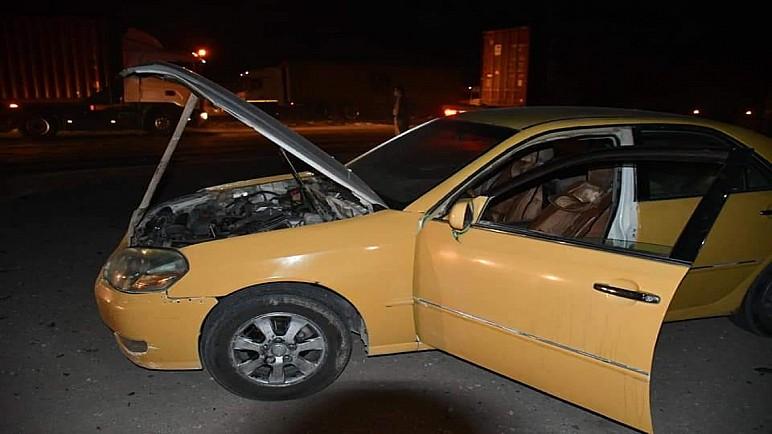 بالصور …شرطة ذي قار تنشر صوراً لعجلة مفخخة تم ضبطها