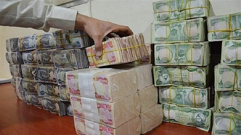 مصرف الرشيد يباشر برفع رواتب الموظفين لشهر كانون الاول
