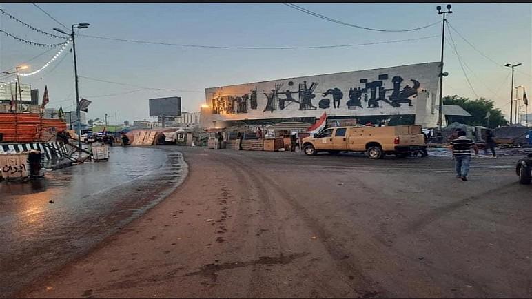 الكاظمي معلقاً بعد فتح ساحة التحرير: العراق لن ينسى شبابه