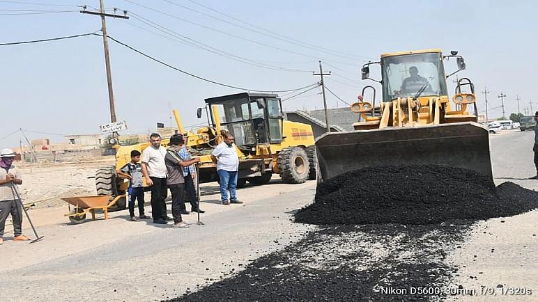 المباشرة بإحالة مشاريع تنمية الأقاليم لسنة 2019 في الإصلاح