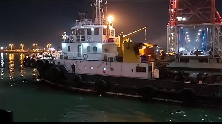 ميناء المعقل يستأنف العمل في استقبال البواخر والوحدات البحرية بعد توقف دام عام