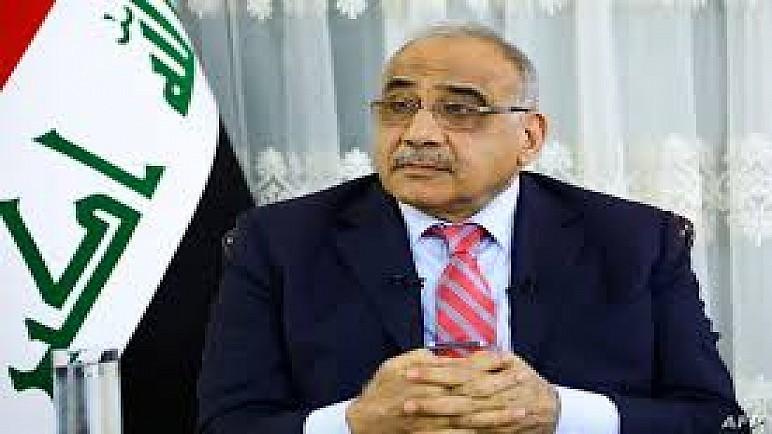 عبد المهدي ينفي منح موافقة عراقية لاغتيال سليماني والمهندس في عهد حكومته
