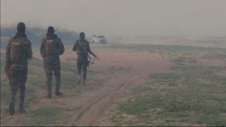 بعملية استخبارية ، اللواء 52 في الحشد يضبط مضافة لداعش شرق صلاح الدين